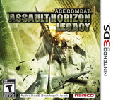 Ace Combat: Assault Horizon Legacy (Nintendo 3DS)